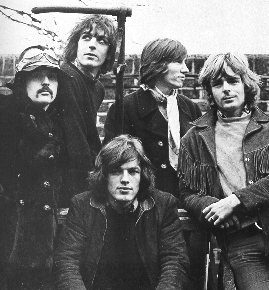 Early Pink Floyd Retrospective w. Troy Anderson