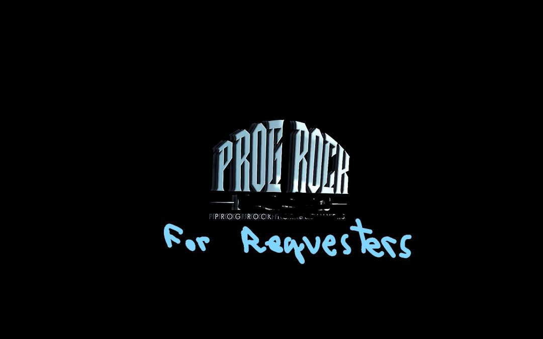 Progrock for Requesters 11: 1997 Pt. 1